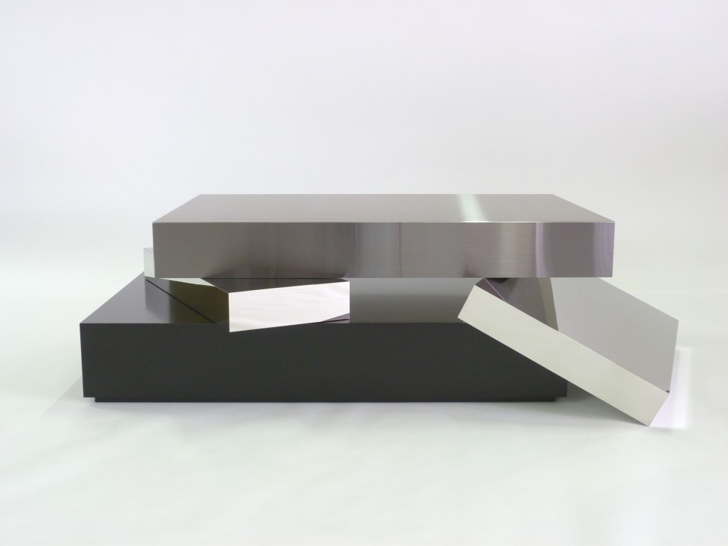Graphic coffee table  - 2015